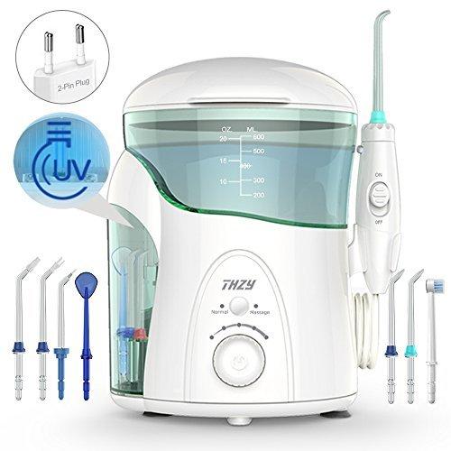 Idropulsore Dentale con Sterilizzatore UV, THZY...