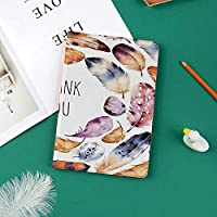 IPad Pro 11 ケース 2018新モデル対応 二つ折スタンド保護ケース iPad Pro 11インチ 専用カバー オートスリープ機能付き 手帳型 タブレットカバー手書きの鳥の鷹の色の羽