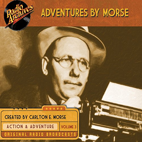 Adventures by Morse, Volume 3 audiobook cover art