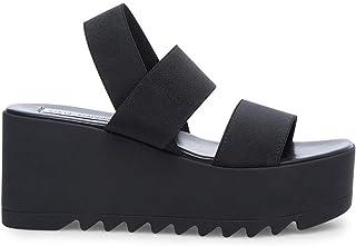 Steve Madden Women's Ramzi Black Sandal