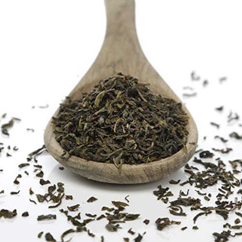 Herbis Natura Bancha, Grüner Tee, kontrolliert biologischem Anbau, Camellia sinensis (500 Gramm)