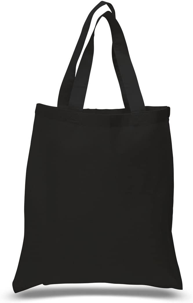 12 Pack 1 Dozen 100% Cotton Blank Tob293 Bags Reusable Tote Directly managed store by Free Shipping Cheap Bargain Gift