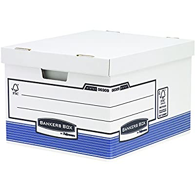 Fellowes R-Kive System Standard Storage Box - Parent (Pack of 10)