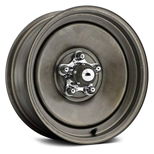 US Wheels RAT ROD (Series 69) Custom Wheel - 15x12, -64 Offset, 5x120.65 Bolt Pattern, 83.8mm Hub - Raw Rim -  69-5234