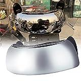 Motorcycle Windshield Retroview Espejo 180 Gran Angular HD Página Mirror Universal para ER5 XMAX300 ZX6R S1000RR R1250GS