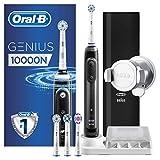 Avec l'assistant innovant Gum Guard : Aide à prévenir les problèmes liés aux gencives en vous indiquant les zones où vous brossez trop vigoureusement Genius, la meilleure brosse à dents d'Oral-B, la première marque recommandée par les dentistes du mo...
