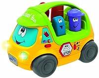 Chicco - Gioco ABC Scuola Bus Parlante