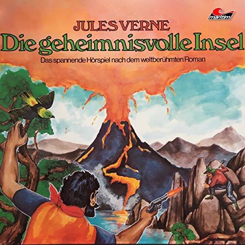 『Die geheimnisvolle Insel』のカバーアート