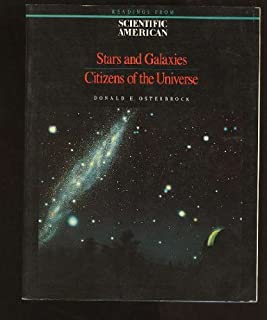 Stars and Galaxies: Citizens of the Universe : Readings from Scientific American Magazine