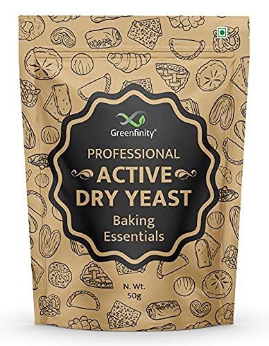 Baker's Active Dry Yeast 50g Bakers Quality.