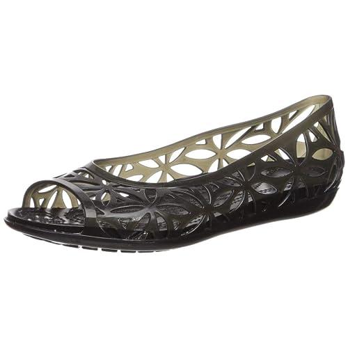 5159bd0fade Crocs Women s Isabella Jelly II Flat