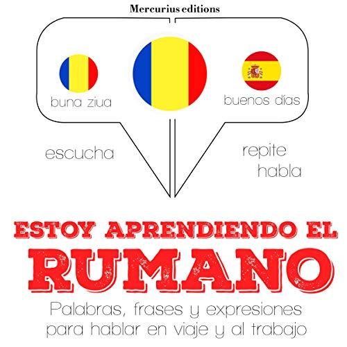 Estoy aprendiendo el rumano cover art