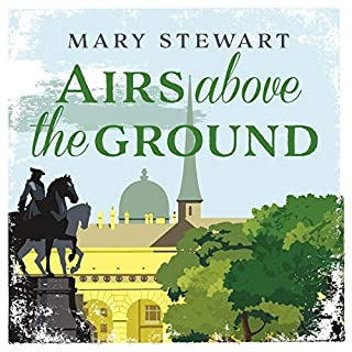 Airs Above the Ground audiobook cover art