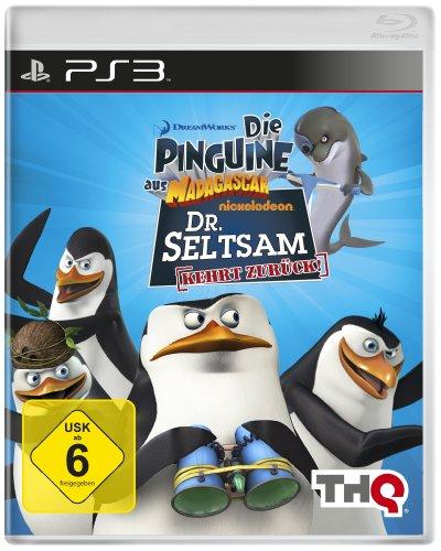 Die Pinguine aus Madagascar: Dr. Seltsam kehrt zurück (für PlayStation 3)