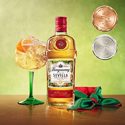Tanqueray Flor De Sevilla Distilled Gin - 4