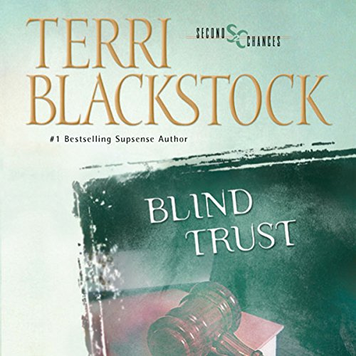 Blind Trust audiobook cover art