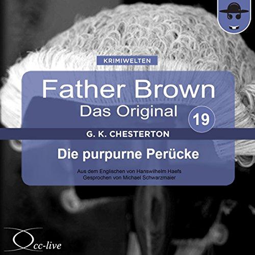 Page de couverture de Die purpurne Perücke