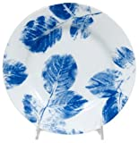 Block China Zen Leaves Salad Plate