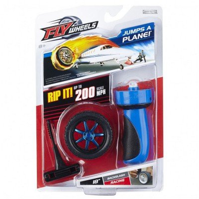Giochi Preziosi Roue avec Lanceur Fly Wheels : Backslash Racing