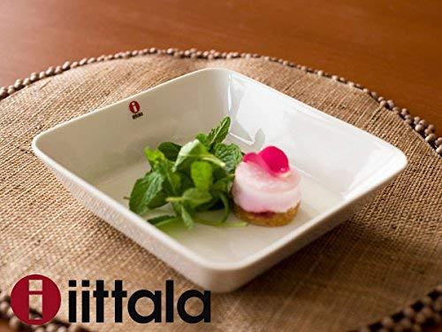【正規輸入品】iittala(イッタラ)Teema(ティーマ)プレートスクエアホワイト16cm