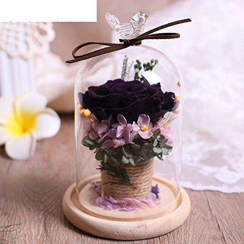Imported Live Flower Gift Box