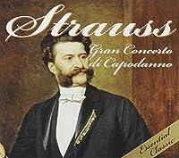 Johann Strauss - Gran Concerto Di Capodanno (1 CD)