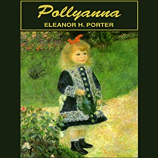 Pollyanna audiobook cover art