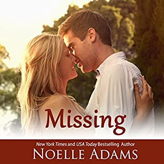 Missing                   By:                                                                                                                                 Noelle Adams                               Narrated by:                                                                                                                                 Carly Robins                      Length: 5 hrs and 9 mins     25 ratings     Overall 4.4