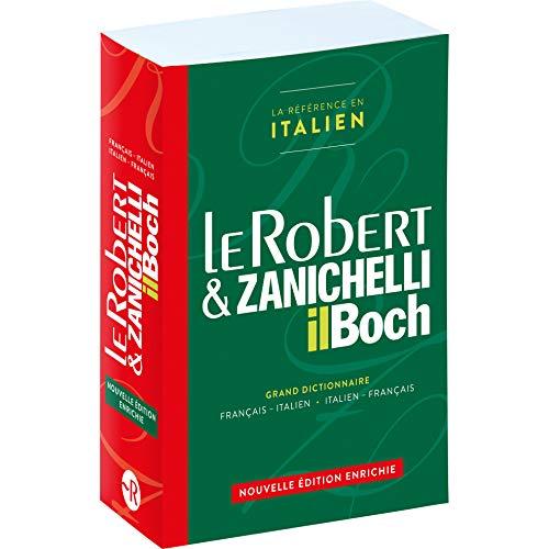 Le Robert & Zanichelli: Dizionario Francese-Italiano Italiano-Francese
