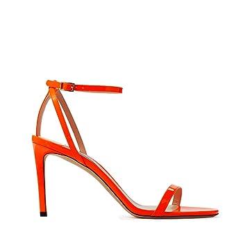 Women's Jimmy Choo Orange Shoes | Vrsnl