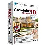 Avanquest Architekt 3D X5 Ultimate MAC - Software de diseño automatizado (CAD) (DEU, 4500 MB, 1024 MB, 2.2 Ghz Intel Pentium)