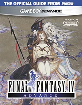 Official Nintendo Final Fantasy IV Advance Player's Guide 1598120085 Book Cover