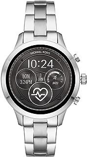 Michael Kors Women's MKT5044 Smart Digital Silver Watch