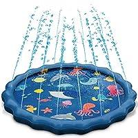 Promuove lo sviluppo del bambino: i bambini amano giocare con l'acqua! I bambini svilupperanno forti muscoli della testa, del collo e delle spalle e definiranno specifiche capacità motorie attraverso il gioco. Grande divertimento all'aria aperta Per ...