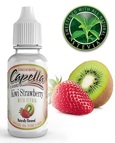 Capella Flavor Drops Kiwi Strawberry Concentrate 13ml
