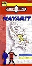 nayarit state map