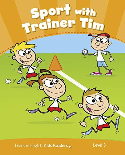 Penguin Kids 3: Sport with Trainer Tim Clil: Level 3