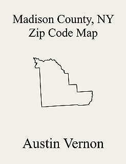 Madison County, New York Zip Code Map: Includes Brookfield, DeRuyter, Eaton, Georgetown, Hamilton, Lebanon, Lincoln, Madison, Stockbridge, Nelson, Smithfield, ... Sullivan, Cazenovia, Fenner, Lenox, and O