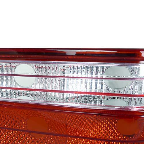 Spec-D Tail Light Red Smoke