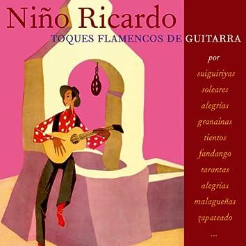 Toques Flamencos de Guitarra