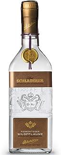 Schladerer Piemonteser Wildpflaume, 3 Jahre gereifter Obstbrand aus dem Schwarzwald, limitiert auf 1.844 Flaschen, ausschließlich aus handverlesenen Wildpflaumen aus dem Piemont 1 x 0.7 l