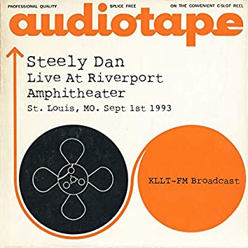 Live At Riverport Amphitheater, St. Louis, MO. Sept 1st 1993 KLLT-FM Broadcast