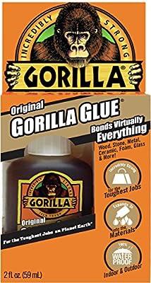 Gorilla 50002-2 Original Glue (2 Pack)