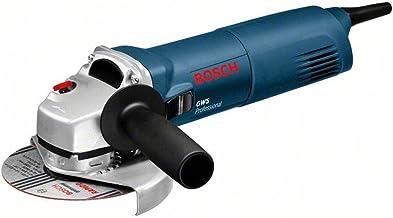 صاروخ تجليخ وقطعية 5 بوصة 1400 وات الموديل BOSCH GWS 1400
