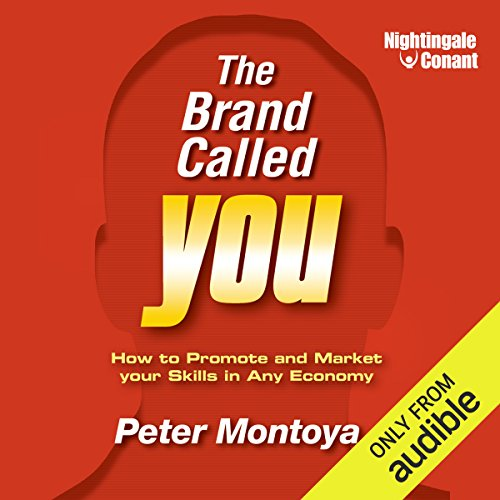 The Brand Called You cover art