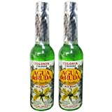 Crusellas Agua de Ruda - Rue Water Cologne 5 oz 2 Pack