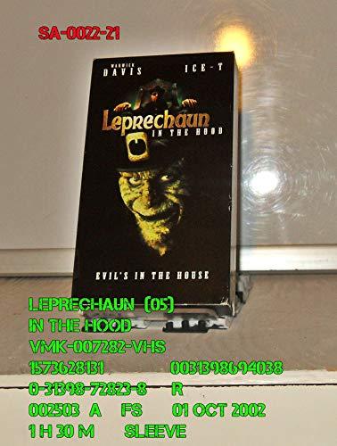 Leprechaun in the Hood [VHS]
