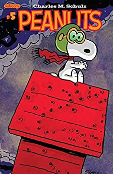 Peanuts Vol. 2 #5 by [Charles Schulz, Alexis E. Fajardo, Shane Houghton, Vicki Scott, Mona Koth, Mike DeCarlo, Justin Thompson, Paige Braddock, Nina Taylor Kester, Lisa Moore, Art Roche, Steve Wands]