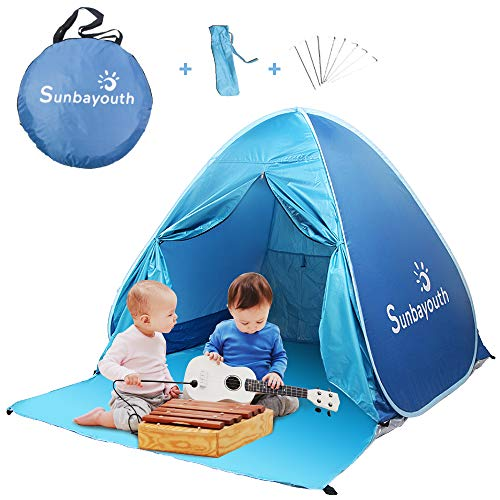 Sunba Youth Beach Pop Up Tent