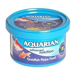 Aquarian Advanced Nutrition Goldfish Flake Food 13g